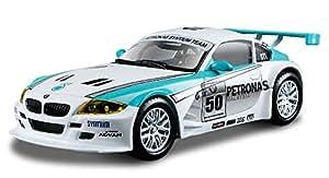 2006 BMW Z4 M Coupé [Bburago 38004], #50, Petronas Syntium Team, 1:43 Die Cast