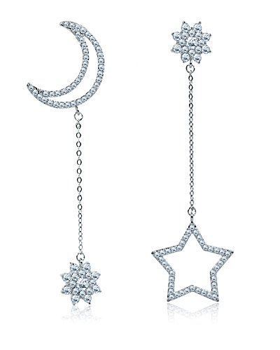 donna-luna-bianca-e-stelle-orecchino-di-goccia-con-cristalli-swarovski-argento-925