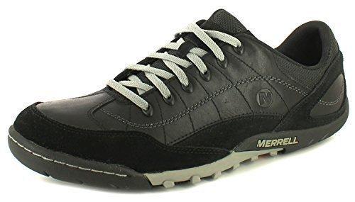 MerrellSector Pike - Stivaletti uomo , Nero (nero), 40