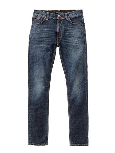 nudie-jeans-mens-lean-dean-jeans-blue-dark-worn-navy-w32-l32-manufacturer-size-l32w32