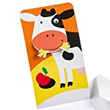 Amscan–9900381–8Einladungskarten Farm Fun