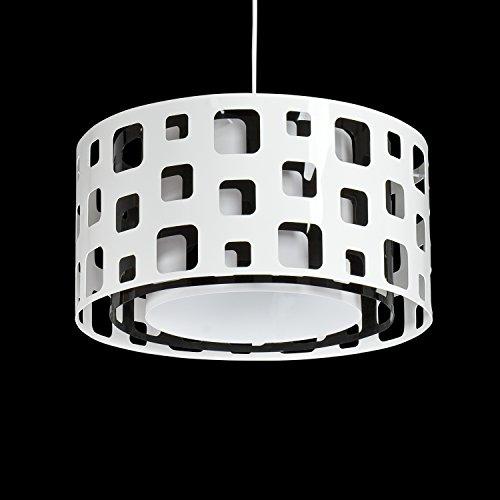saturn-en-blanco-o-negro-lampara-de-techo-led-bombilla-de-nowo