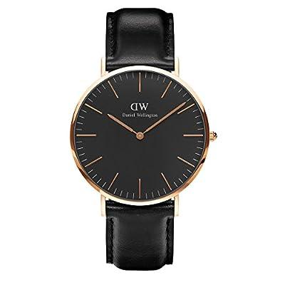 Reloj-Daniel Wellington-para Unisex-DW00100127_black de Daniel Wellington