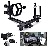 SLB Works Brand New tripod head holder support mount adapters camera phone attach spotting scope HU