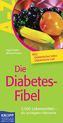 Diabetes-Fibel par Ingrid Kiefer