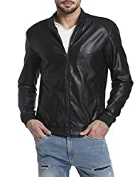Jack & Jones Mens Jacket (1828805008_Black_L)