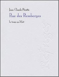 Rue des Remberges