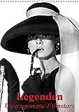 Legenden - Unvergessene Filmstars (Wandkalender 2020 DIN A3 hoch): Berühmte Filmstars einer großartigen Hollywood-Epoche (Monatskalender, 14 Seiten ) (CALVENDO Menschen) - Elisabeth Stanzer