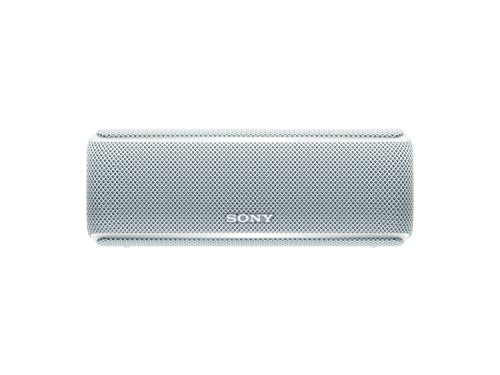 Sony SRSXB21W - Altavoz portátil Bluetooth (Extra bass, modo sonido live, party...