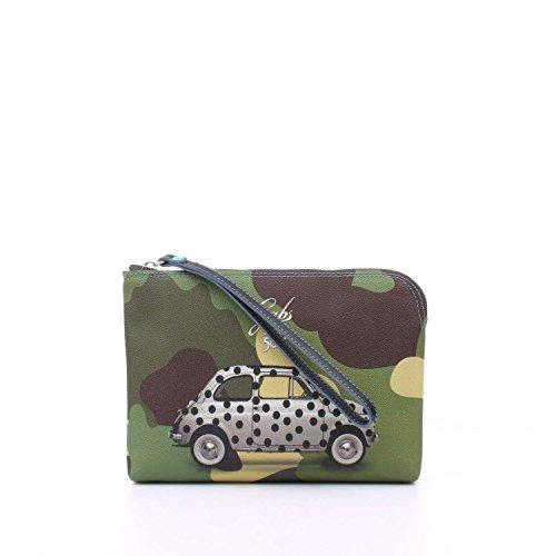 GABS Tasche FIAT 500 Damen Pochette POIS MUSCHIO - G000740T3-F2537 (Pochette Designer-handtaschen)