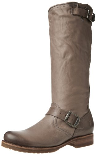 Frye , Ample - Veronica femme Grey Soft Vintage Leather-76602