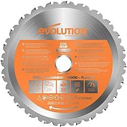 Evolution LAMERAGE210mm Lame Rage 210mm, Orange