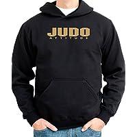 Felpa con Cappuccio Judo