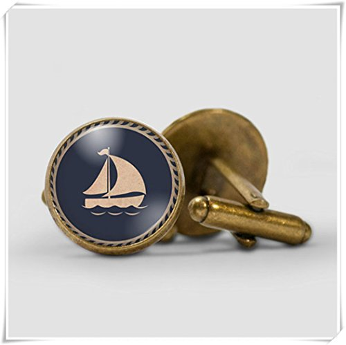 we are Forever family Nautical Herren Manschettenknöpfe, Schiff Manschettenknöpfe Manschettenknöpfe, nautisches Boot Manschettenknöpfe, Herren-Accessoires