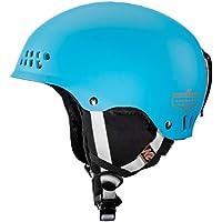 K2 Mujer Emphasis Blue Casco de esquí, otoño/Invierno, Mujer, Color Azul