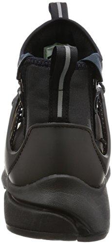 Nike 859524-003, espadrilles de basket-ball homme Noir