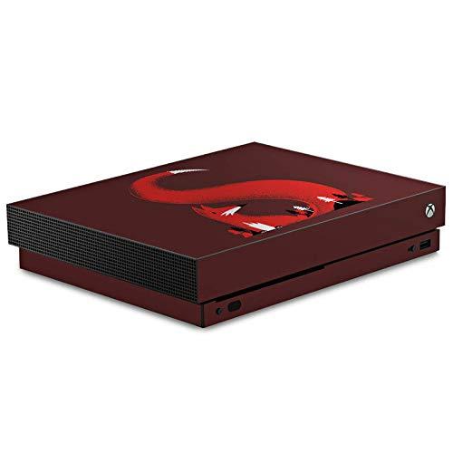 DeinDesign Microsoft XBOX 360Contrôleur Film autocollant skin en vinyle autocollant Fox de renard Forest