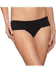Calvin Klein Foldover Black Bikini Pant