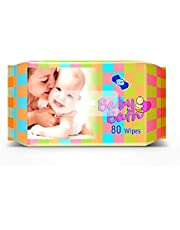 OM Skincare Baby Wipes with Aloe Vera - 80 PCS