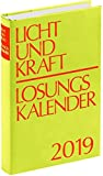Licht und Kraft/Losungskalender 2019 Buchausgabe gebunden: Andachten �ber Losung und Lehrtext Bild