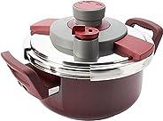 Al Saif Mixed Materials Manual Pressure Cookers K90002/Bd/6Lss