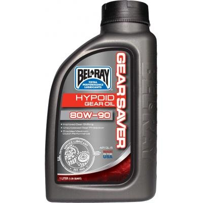 bottiglia olio cambio 1L Bel-Ray Gear Saver Hypoid 80W-90