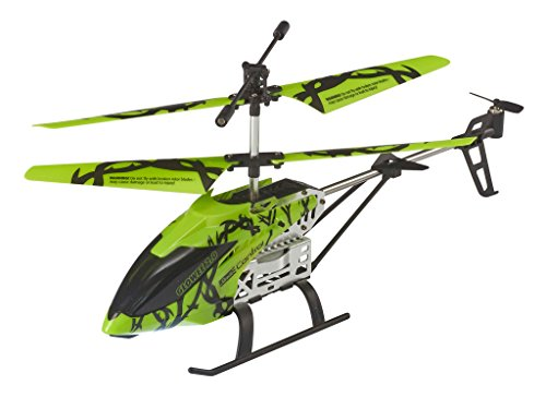 Revell Remote Control Helicopter for Beginners, 2,4 GHz Remote Control, Easy to Make Fly, Gyro, Stable Chassis