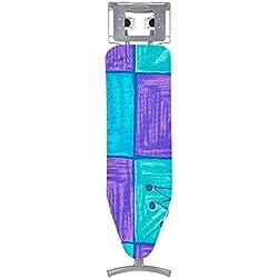 QEES Housse de Planche à Repasser en Coton épais résistant à la Chaleur 48 x 130 cm, Couleur 3, 19 x51 inches