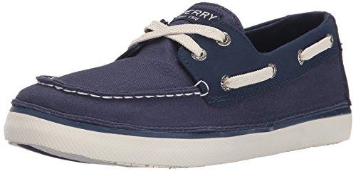 Sperry Cruz Jungen Deck Schuhe-Navy-38 (Schuhe Sperry Jungen)