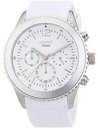 Esprit Herren-Armbanduhr XL marin men Chronograph Quarz Resin ES105331010