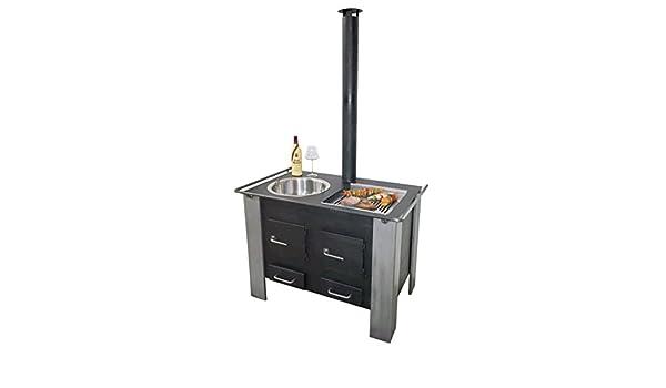 Outdoorküche Kinder Joy : Amazon.de: fondue und grillküche outdoor xxl von nouvel schweiz