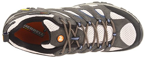 Respirador Del Mezclilla Merrell Moab Caminar beluga Gris Para Azul De Hombre Levantamiento Zapatos De a5ww0xq4