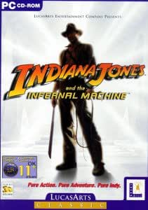 Indiana Jones and the Infernal Machine (classic) [ PC Games ] [Import anglais]