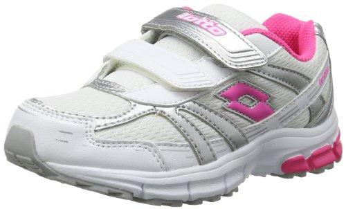 lotto-zenith-cl-s-zapatillas-de-correr-de-material-sintetico-infantil-color-blanco-talla-33