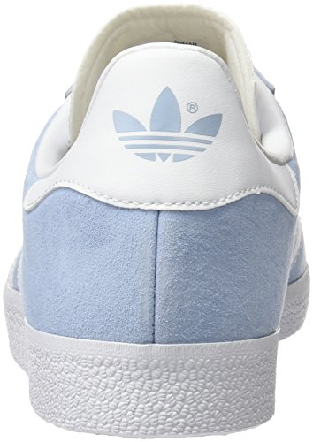 adidas Herren Gazelle Sneakers Blau (Blu Celcla/blanco/dormet)