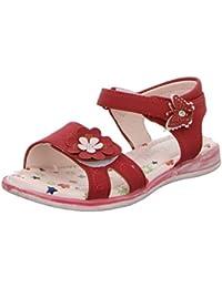 GirlZ OnlY Sandalette 51.382 Kinderschuh Mädchen Rot