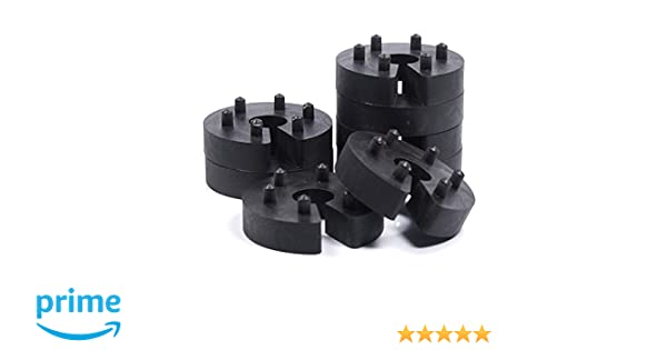Universal Federwegbegrenzer Stick Clip Black 22mm Federwegsbegrenzer VA oder HA