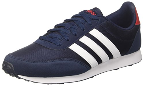 Foto de Adidas V Racer 2.0, Zapatillas para Hombre, Azul (Maruni/Ftwbla/Escarl), 43 1/3 EU