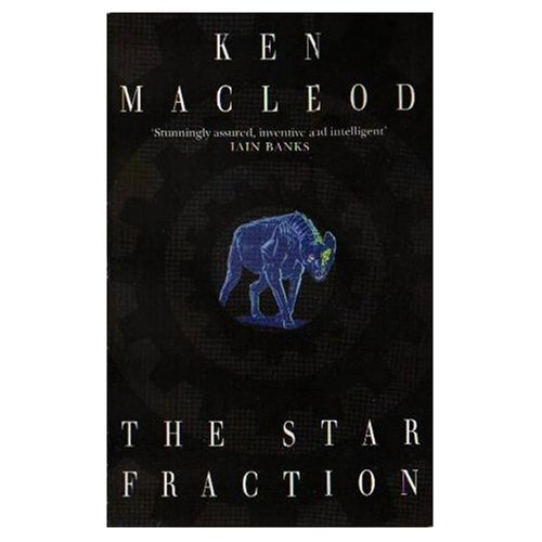 Book cover for The Star Fraction