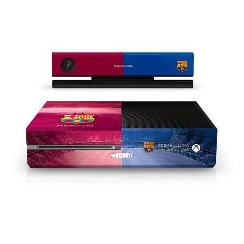 Preisvergleich Produktbild FC Barcelona Xbox One Skin / Aufkleber