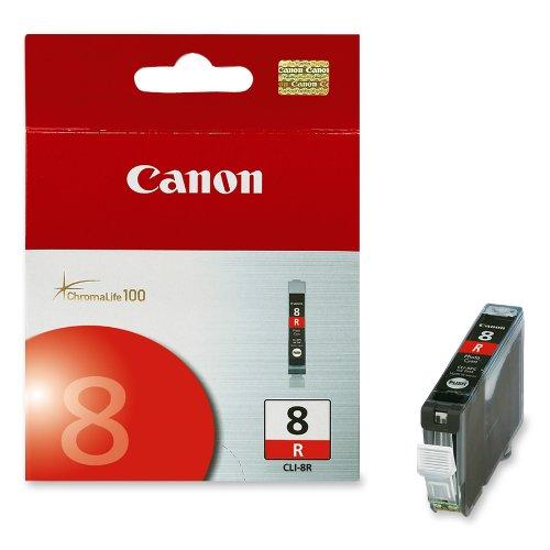 Canon CLI 8r-Tintenbehälter-1x Rot - 1 Ea-toner-patrone