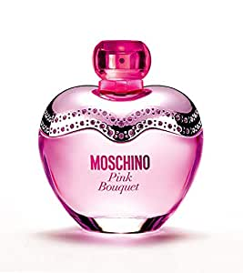 Moschino Pink Bouquet Eau de Toilette, 100ml