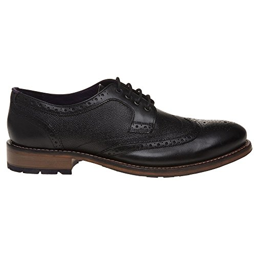 Ted Baker Cassiuss 4 Homme Chaussures Noir Noir