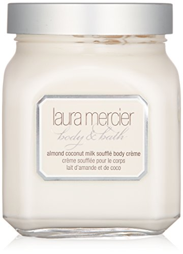 Coconut Bath (Laura Mercier Body und Bath Souffle Body Creme Almond Coconut Milk unisex, 1er Pack (1 x 300 ml))