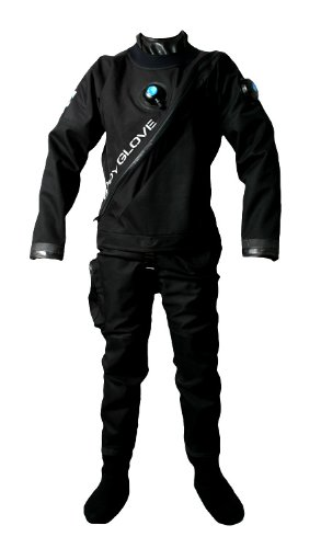 Body Glove Herren–Trockentauchanzug W/Nylon Tasche, Größe XXL