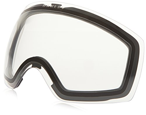 Oakley Flight Deck Skibrille Unisex Erwachsene, Rot