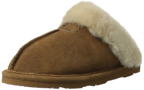 Bearpaw Loki II, Damen Pantoffeln, Braun (Hickory Ii 220), 39 EU (6 UK) (Bearpaw Hausschuhe)