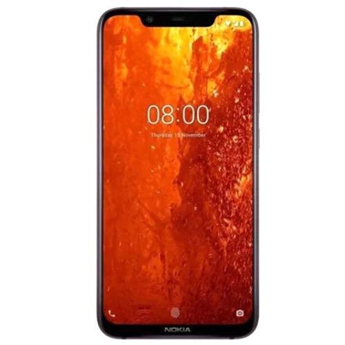 Nokia 8.1 Dual SIM 64GB 4GB RAM TA-1119 Iron Nero SIM Free