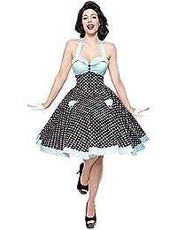 6520975a010130 AT 50er Jahre Rockabilly Kleid