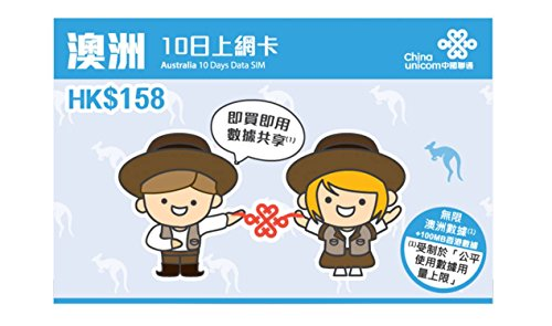 china-unicom-australia-10-days-unlimited-data-sim